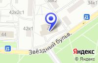 Схема проезда до компании МЕБЕЛЬНЫЙ МАГАЗИН ЗВЕЗДНЫЙ в Москве