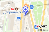 Схема проезда до компании АПТЕКА ПАСТЕРА в Москве