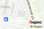 Схема проезда до компании Accentdecor.ru в Москве