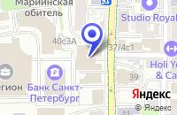 Схема проезда до компании АКБ СОДРУЖЕСТВО в Москве