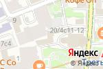 Схема проезда до компании Славянский правовой центр в Москве