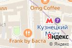 Схема проезда до компании От заката до заката в Москве