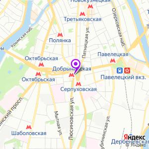 MAJOR CLINIC (быв. Поликлиника 101) на карте
