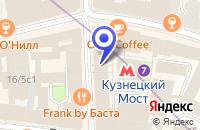 Схема проезда до компании ОБУВНОЙ МАГАЗИН ЛЕОНОРА в Москве