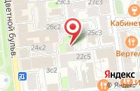 Схема проезда до компании Сервис Миллениум в Москве