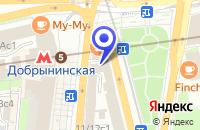 Схема проезда до компании КОПИРОВАЛЬНЫЙ ЦЕНТР ФАН в Москве
