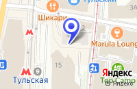 Схема проезда до компании НОТАРИУС ИУТИН Ю.В. в Москве