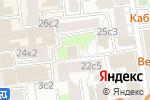 Схема проезда до компании Leomaks в Москве