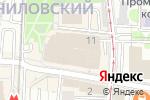 Схема проезда до компании StarHit Cafe в Москве