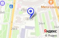 Схема проезда до компании КБ СПЕЦСЕТЬСТРОЙБАНК в Москве