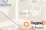Схема проезда до компании БМ-Банк в Москве