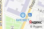Схема проезда до компании Lambre в Москве
