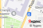 Схема проезда до компании Просервис в Москве