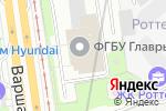 Схема проезда до компании Союз Геопроект в Москве