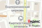 Схема проезда до компании БайХан в Москве
