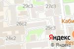 Схема проезда до компании Comp You в Москве