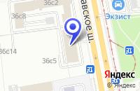 Схема проезда до компании ПКФ СТИЛФОР в Москве