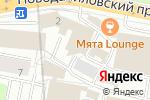 Схема проезда до компании LETO в Москве