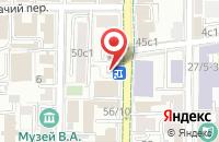 Схема проезда до компании Стем Селл в Москве
