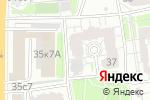 Схема проезда до компании Эшли-Декор в Москве