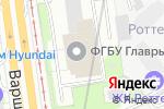 Схема проезда до компании Рослесресурс, ФГКУ в Москве