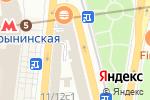 Схема проезда до компании New travel в Москве