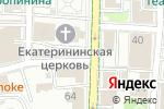Схема проезда до компании Воздвижение в Москве