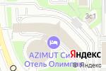 Схема проезда до компании Jai Hind в Москве