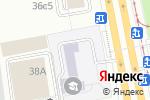 Схема проезда до компании Морской персонал в Москве