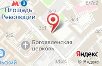Схема проезда до компании Формат в Москве
