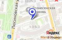 Схема проезда до компании МЕБЕЛЬНЫЙ МАГАЗИН КОМПАР в Москве