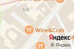 Схема проезда до компании Нефтегазбезопасность в Москве