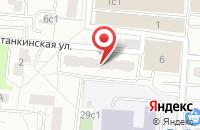 Схема проезда до компании Ревард в Москве