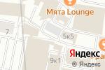 Схема проезда до компании Л Кард в Москве