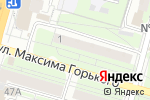 Схема проезда до компании Медицинский блок в Туле