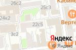 Схема проезда до компании Ю.С.Т.Э. в Москве