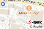 Схема проезда до компании УпакСервис в Москве