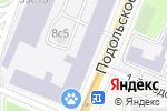 Схема проезда до компании Balticdom Group в Москве