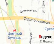 м. Цветной бульвар ул. Садовая-Сухаревская