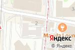 Схема проезда до компании Аэропрайз М в Москве
