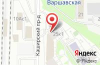 Схема проезда до компании Гт-Стайл в Москве