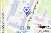 Схема проезда до компании МЕБЕЛЬНЫЙ МАГАЗИН КЛЕР БИЗНЕС в Москве