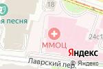 Схема проезда до компании Городская клиническая больница №63 в Москве