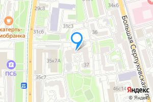 Снять двухкомнатную квартиру в Москве Люсиновская ул., 37