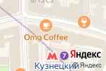 Схема проезда до компании ЭЛЕКТРОСВЯЗЬ в Москве