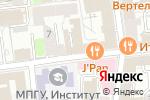 Схема проезда до компании Московский Apple сервис в Москве