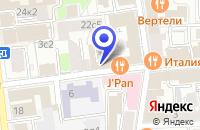 Схема проезда до компании МЕБЕЛЬНАЯ КОМПАНИЯ БАЛИЗ в Москве