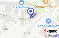 Схема проезда до компании КОНСАЛТИНГОВАЯ КОМПАНИЯ АВТОИНВЕСТ в Москве