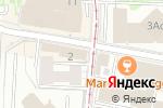 Схема проезда до компании MacSouls в Москве