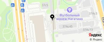 Оптом Товар на карте Москвы